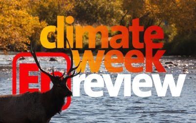 Climate Week En Review: August 6, 2021