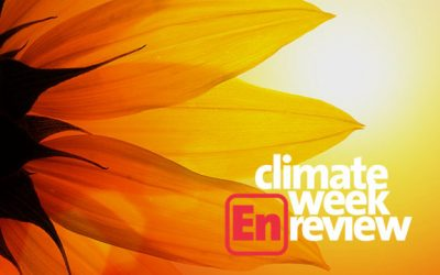 Climate Week En Review, September 18, 2020