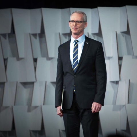 Bob Inglis TED Talk: American bipartisan politics can be saved -- here's how