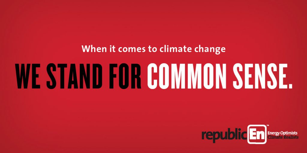 Stand for Common Sense Climate