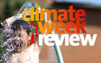Climate Week En Review, August 21, 2020