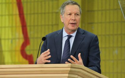 RELEASE: Former Presidential candidate John Kasich talks climate with former House colleague Bob Inglis on conservative EcoRight Speaks podcast
