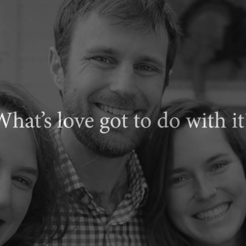 Dare to Ask: What's Love Got to Do With It? Bob Inglis