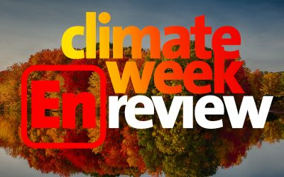 Climate Week En Review, September 25, 2020