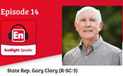 EcoRight Speaks, Episode 14: Judge Gary Clary