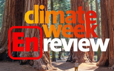 Climate Week En Review, October 16, 2020