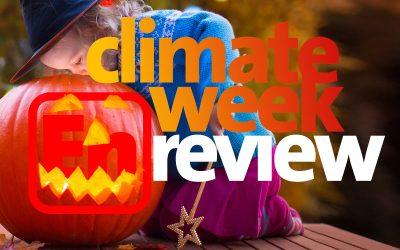 Climate Week En Review: October 30, 2020