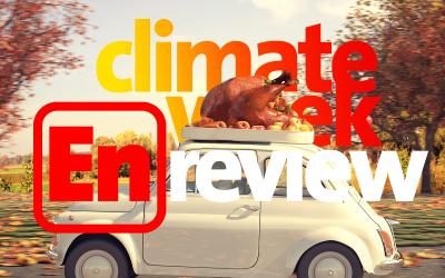 Climate Week En Review: November 20, 2020