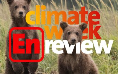 Climate Week En Review, May 14, 2021