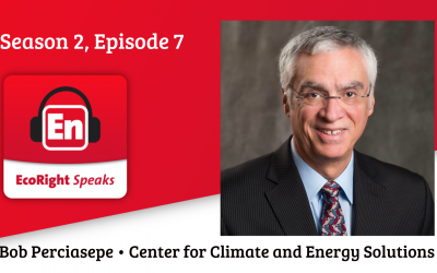 The EcoRight Speaks, season 2, episode 7: Bob Perciasepe, Center for Climate and Energy Solutions
