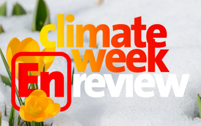 Climate Week En Review: February 5, 2021
