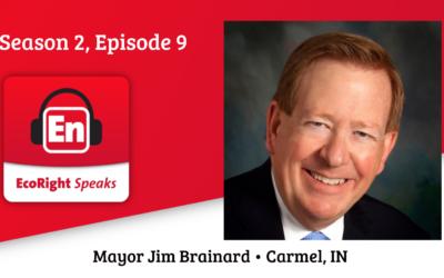 EcoRight Speaks, season 2, episode 8: Carmel Mayor Jim Brainard