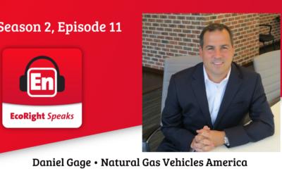 EcoRight Speaks, season 2, episode 10: NGV America President, Daniel Gage