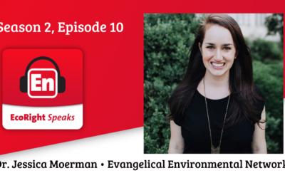 EcoRight Speaks, season 2, episode 9: EEN's Dr. Jessica Moerman