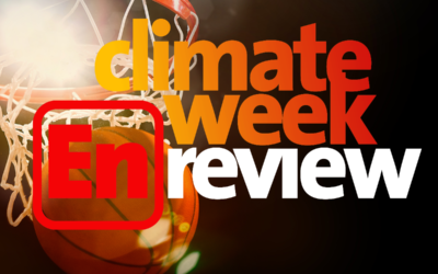 Climate Week En Review, March 19, 2021
