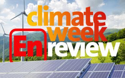 Climate Week En Review: March 26, 2021