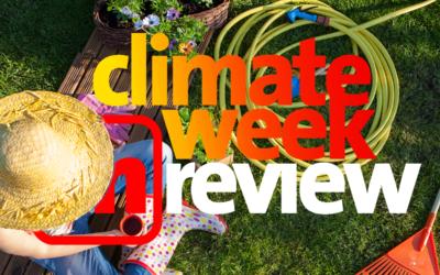 Climate Week En Review, March 12, 2021