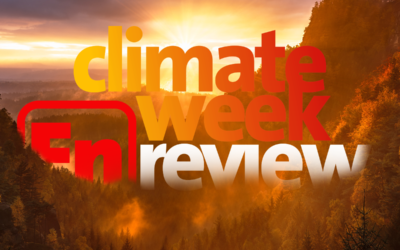 Climate Week En Review: March 5, 2021