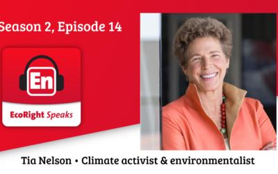 EcoRight Speaks, season 2, episode 14: climate champion Tia Nelson