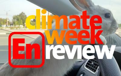 Climate Week En Review: April 2, 2021