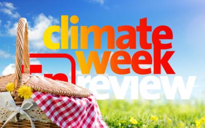 Climate Week En Review, April 23, 2021