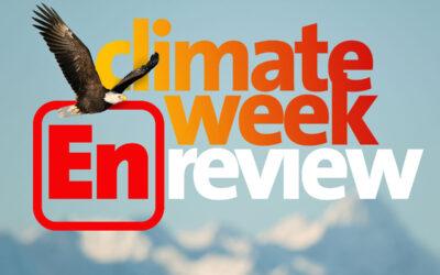 Climate Week En Review: July 2, 2021