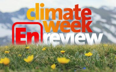 Climate Week En Review: June 18, 2021