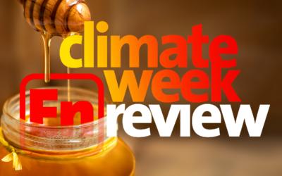 Climate Week En Review: July 30, 2021