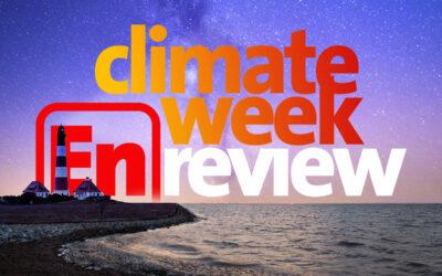Climate Week En Review: August 13, 2021