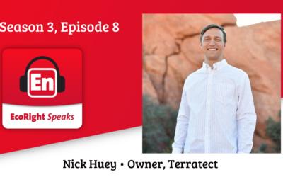 EcoRight Speaks, Season 3, episode 8: ideas man, Nick Huey