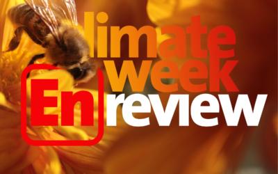 Climate Week En Review: September 17, 2021